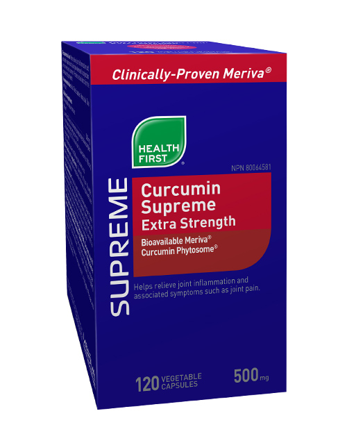 Curcumin Supreme Extra Strength