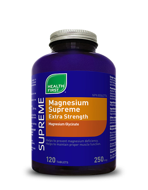 Magnesium Supreme Extra Strength